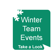 Winter Team Building Events
