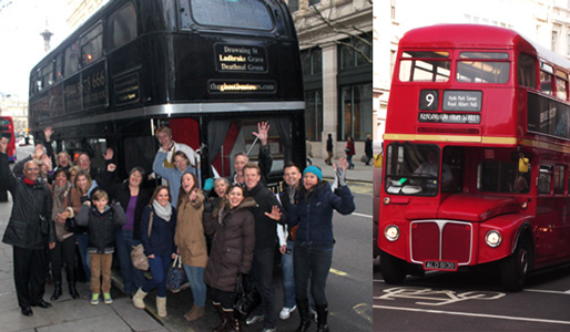 Routemaster treasure Hunt