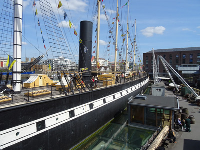 Bristol - SS Great Britain