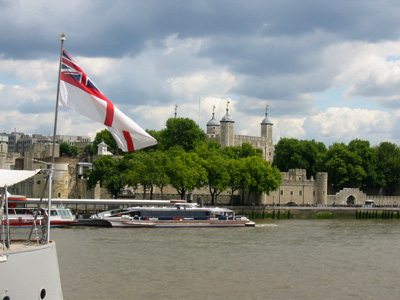 St Katherine's Dock & Tower of London